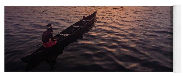 Kerala Fisherman Yoga Mat