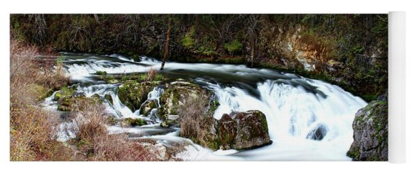 Kettle Falls Yoga Mat