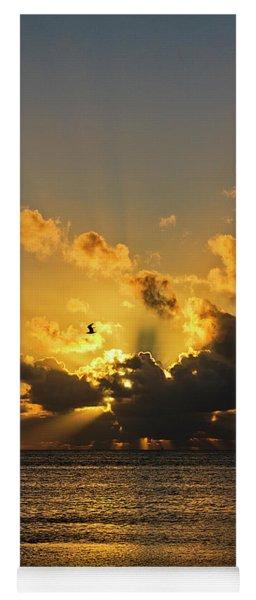 Key West Sunrise 39 Yoga Mat