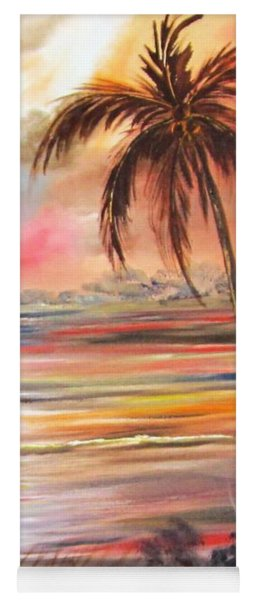 Keys Sunrise, Sunset Yoga Mat