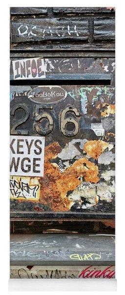 Keys Wge 256 Yoga Mat