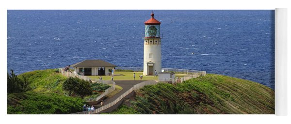 Kilauea Point Lighthouse Yoga Mat