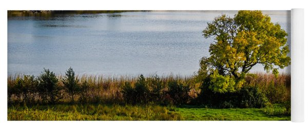 Killone Lake In County Clare, Ireland Yoga Mat