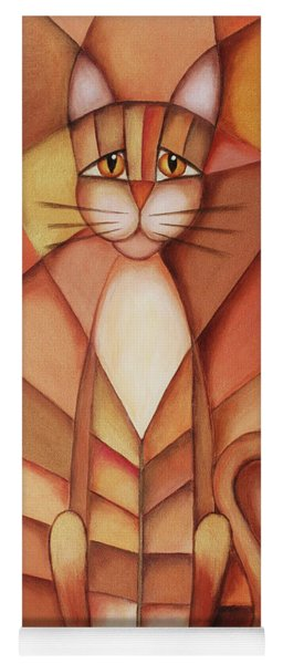King Of The Cats Yoga Mat