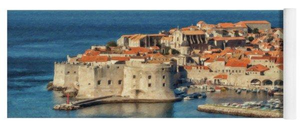 Kings Landing Dubrovnik Croatia - Dwp512798 Yoga Mat