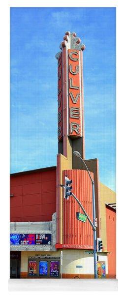 Kirk Douglas Theater - Culver City Yoga Mat