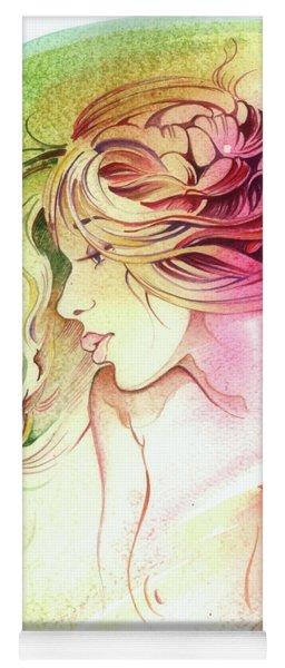 Kiss Of Wind Yoga Mat