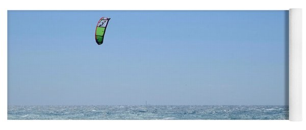 Kitesurfing Marseille Yoga Mat