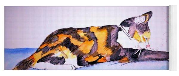 Kitty Cat Yoga Mat