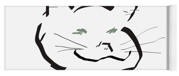 Kitty Yoga Mat