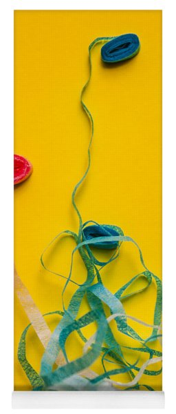 Knots And Birthday Tangles Yoga Mat
