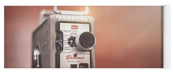 Kodak Brownie 8mm Yoga Mat