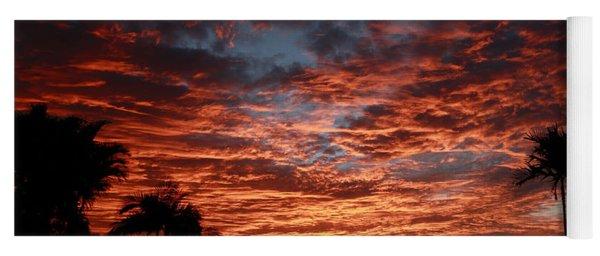 Kona Fire Sky Yoga Mat