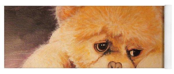 Flying Lamb Productions     Koty The Puppy Yoga Mat
