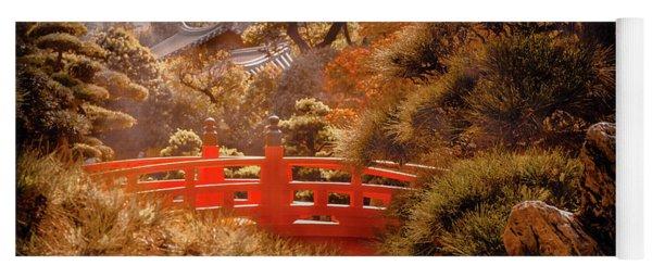 Kowloon - Red Bridge Yoga Mat