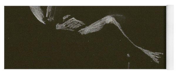 Kroki 2015 01 10_5 Figure Drawing White Chalk Yoga Mat