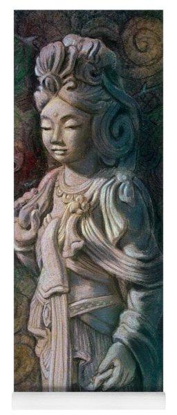 Kuan Yin Dragon Yoga Mat