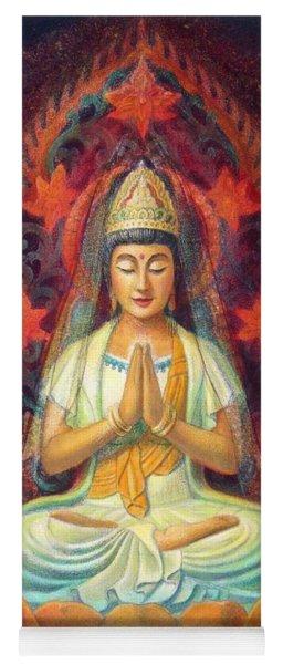Kuan Yin's Prayer Yoga Mat