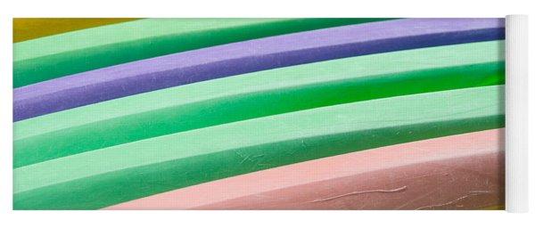 Kyak Rainbow Yoga Mat