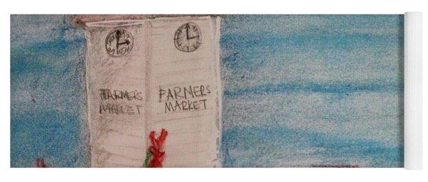 La Farmer's Market Yoga Mat