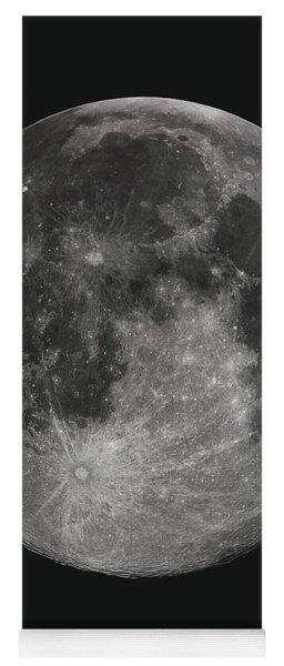 La Lune, The Moon Yoga Mat