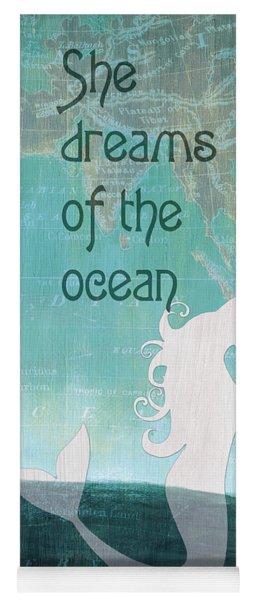 La Mer Mermaid 1 Yoga Mat