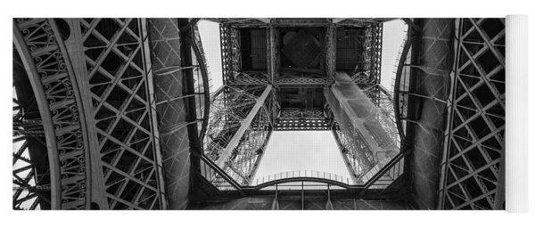 La Tour Eiffel Yoga Mat