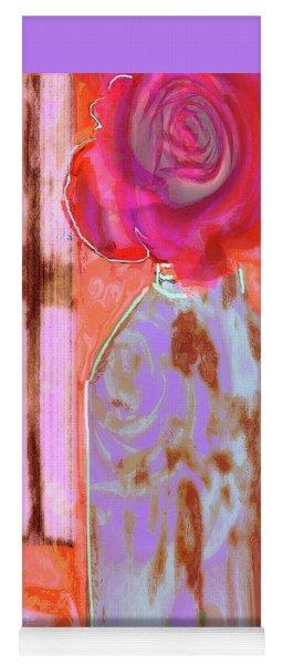 La Vie En Rose  1 Yoga Mat