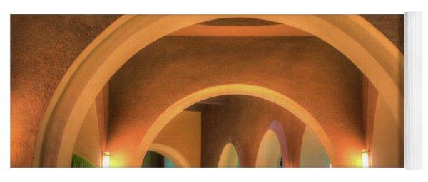 Labyrinthian Arches Yoga Mat