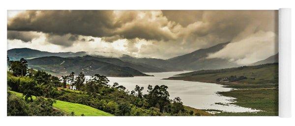 Lago Calima Yoga Mat