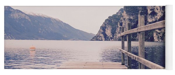 Lago Di Garda Yoga Mat