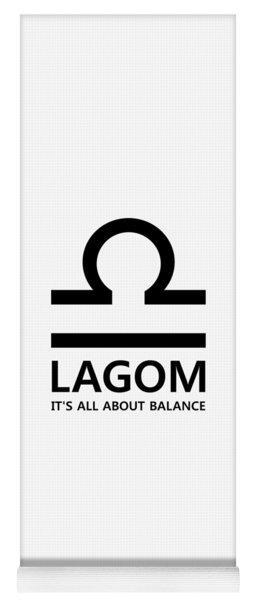 Lagom - Balance Yoga Mat
