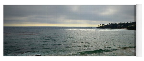 Laguna Beach Sunset Yoga Mat