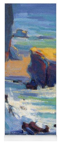 Laguna Rocks Yoga Mat