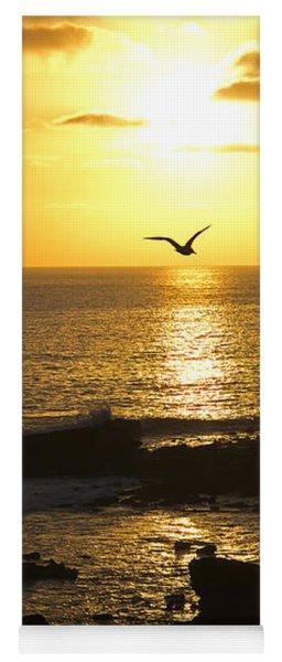 Laguna Sunset Yoga Mat