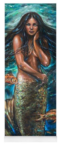 Lailani Mermaid Yoga Mat