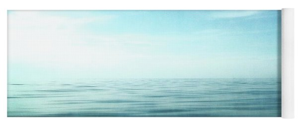 Lake And Sky Yoga Mat
