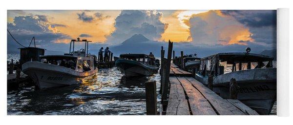Lake Atitlan Yoga Mat