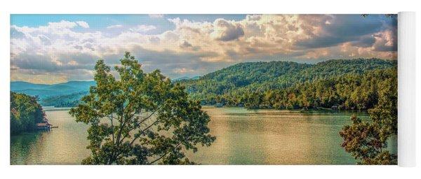 Lake Burton Yoga Mat