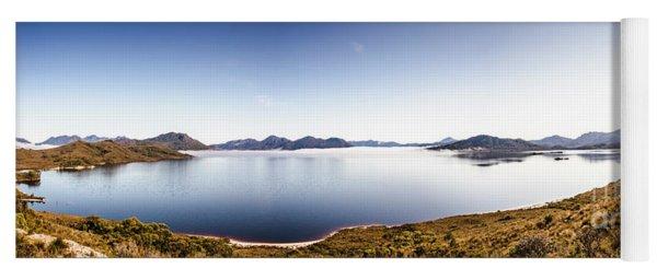 Lake Edgar Dam Southwest Tasmania Yoga Mat