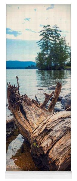 Lake George Palette Yoga Mat