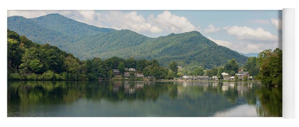 Lake Junaluska #1 - September 9 2016 Yoga Mat