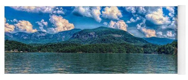 Lake Lure Beauty Yoga Mat