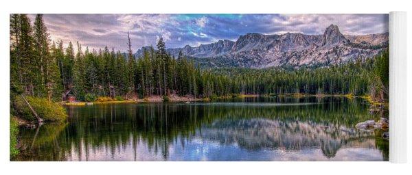 Lake Mamie Panorama Yoga Mat