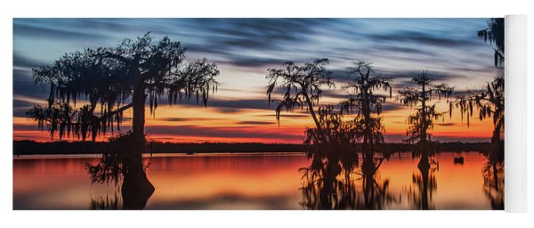 Lake Martin Sunset Yoga Mat