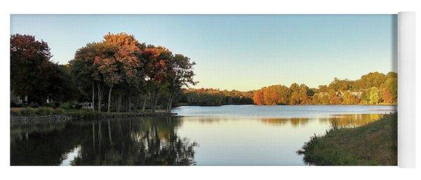 Lake Yoga Mat