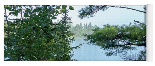 Lake Ruth Yoga Mat