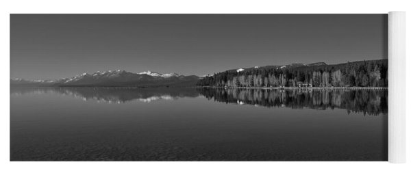 Lake Tahoe Reflections Yoga Mat
