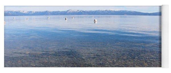 Lake Tahoe Yoga Mat