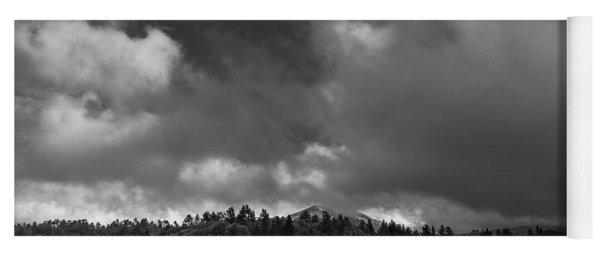 Lakeside Clouds Yoga Mat